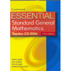 Essential Standard General Maths First Edition Teacher CD