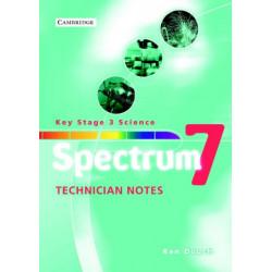 Spectrum Year 7 Technician Notes