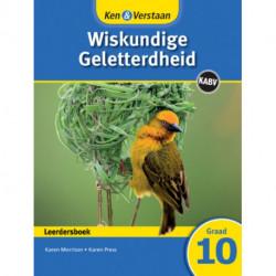 Ken & Verstaan Wiskundige Geletterdheid Leerdersboek Graad 10