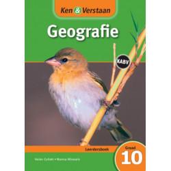 Ken & Verstaan Geografie Leerdersboek Graad 10