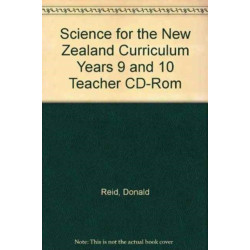 Science for the New Zealand Curriculum Years 9 and 10 Teacher CD-Rom