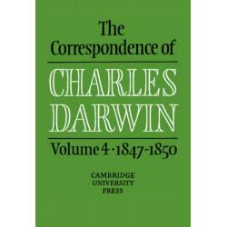 The Correspondence of Charles Darwin: Volume 4, 1847-1850