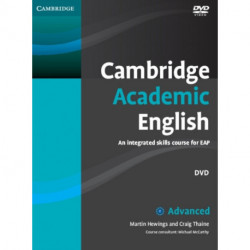 Cambridge Academic English C1 Advanced DVD: An Integrated Skills Course for EAP