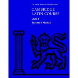 Cambridge Latin Course Unit 4 Teacher's Manual North American edition