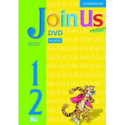 Join Us for English Levels 1 and 2 DVD