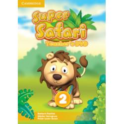 Super Safari Level 2 Teacher's DVD