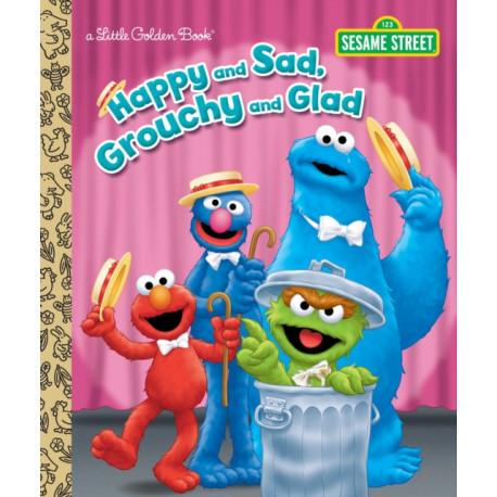 LGB Happy And Sad, Grouchy And Glad (Sesame Street)