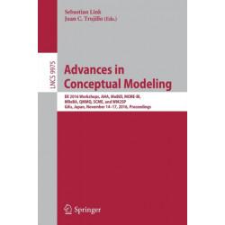 Advances in Conceptual Modeling: ER 2016 Workshops, AHA, MoBiD, MORE-BI, MReBA, QMMQ, SCME, and WM2SP, Gifu, Japan, November 14-17, 2016, Proceedings