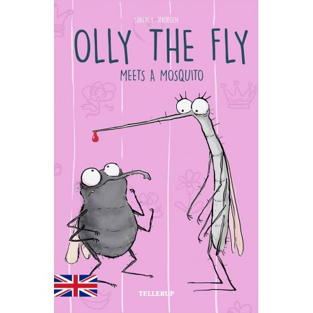 Olly the Fly -4: Olly the Fly Meets a Mosquito