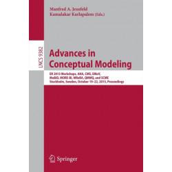 Advances in Conceptual Modeling: ER 2015 Workshops AHA, CMS, EMoV, MoBID, MORE-BI, MReBA, QMMQ, and SCME, Stockholm, Sweden, October 19-22, 2015, Proceedings