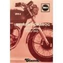 BSA instruktionsbog: alle modeller efter 1945