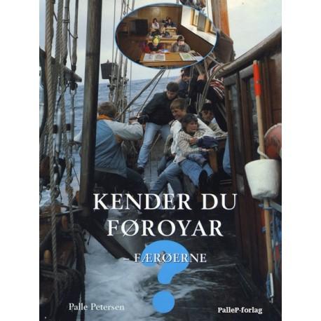 KENDER DU FØROYAR - FÆRØERNE