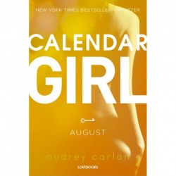 Calendar Girl: August