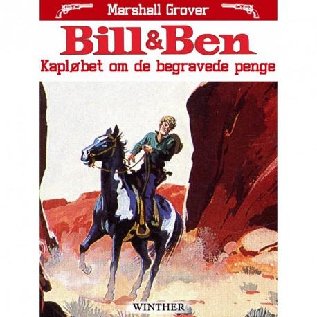 Bill og Ben - Kapløbet om de begravede penge