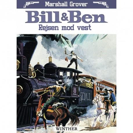 Bill og Ben - Rejsen mod vest