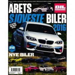 Årets sjoveste biler (Årgang 2016)