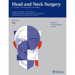 Vol.2: Ear: . Zus.-Arb.: Coordinating Editor: H.H. Naumann Edited by J. Helms, C. Herberhold, R.A. Jahrsdoerfer, E.R. Kastenbauer, W.R. Panje, M.E. Tardy, jr. ...