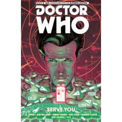 Doctor Who: The Eleventh Doctor: Serve You