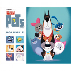 The Secret Life of Pets Gift Book 2