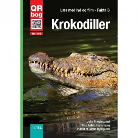 Krokodiller: Læs med lyd og film
