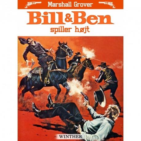Bill og Ben spiller højt