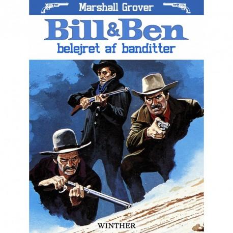 Bill og Ben - belejret af banditter