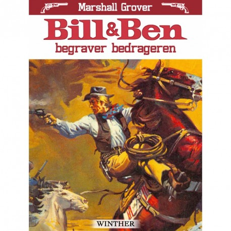 Bill og Ben begraver bedrageren