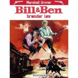 Bill og Ben brænder løs