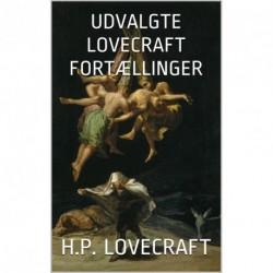 Udvalgte Lovecraft Fortællinger