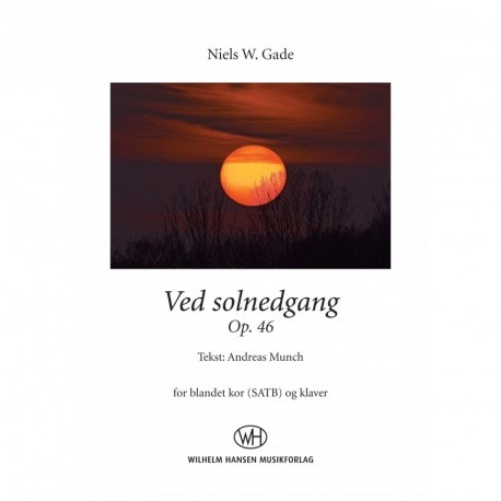 Ved solnedgang Op. 46