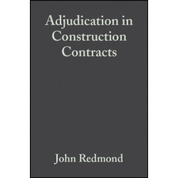Adjudication in Construction Contracts
