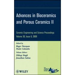 Advances in Bioceramics and Porous Ceramics II
