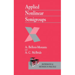 Applied Nonlinear Semigroups: An Introduction