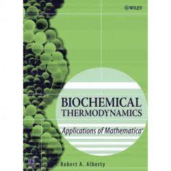 Biochemical Thermodynamics: Applications of Mathematica