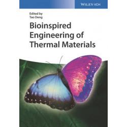 Bioinspired Engineering of Thermal Materials