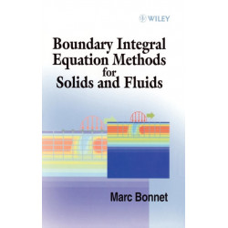 Boundary Integral Equation Methods for Solids and Fluids