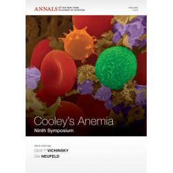 Cooley's Anemia: Ninth Symposium, Volume 1202