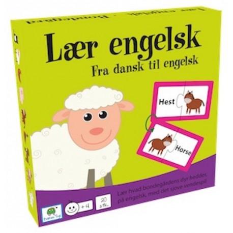 Lær engelsk