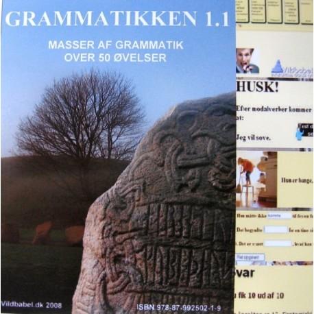 Grammatikken 1.1