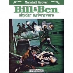 Bill og Ben skyder sølvrøvere