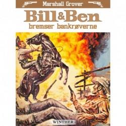 Bill og Ben bremser bankrøverne