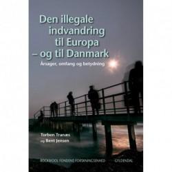 Den illegale indvandring til Europa og til Danmark: Årsager, omfang og betydning
