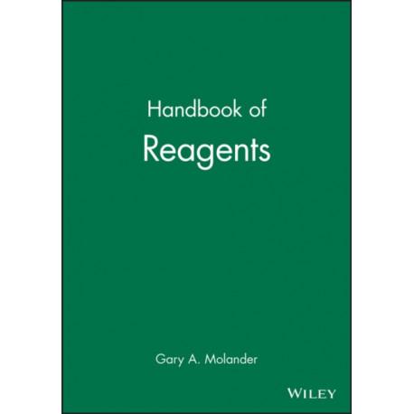 Handbook of Reagents: 4 Volume Set