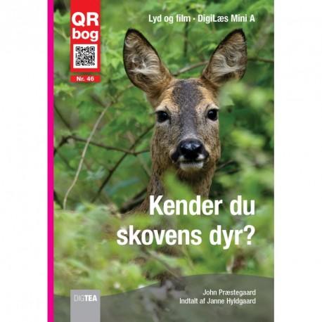 Kender du skovens dyr Læs med lyd