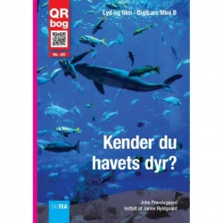 Kender du havets dyr Læs med lyd