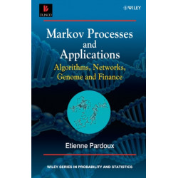 Markov Processes and Applications: Algorithms, Networks, Genome and Finance