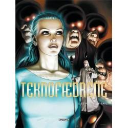 Teknofædrene - Det perfekte spil (7. bind)