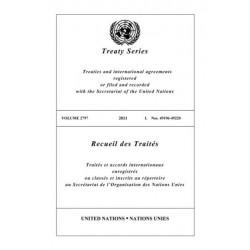 Treaty Series 2797