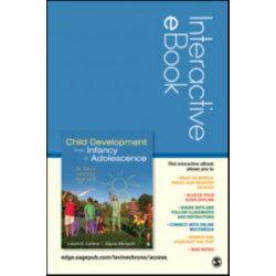 Child Development From Infancy to Adolescence Interactive eBook Student Version: An Active Learning Approach