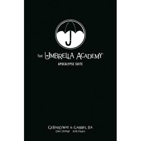 The Umbrella Academy Library Editon Volume 1: Apocalypse Suite